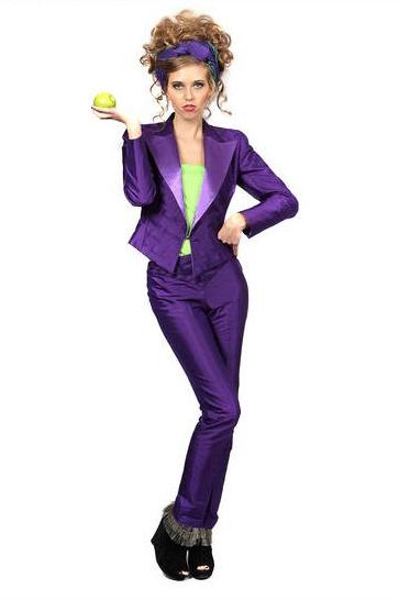 RAMONE Silk Suit