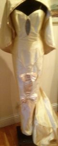 Vintage Wedding Gown...circa 1987