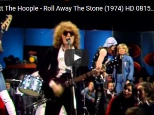 Mott The Hoople – Wearing Malcolm Hall, 1974