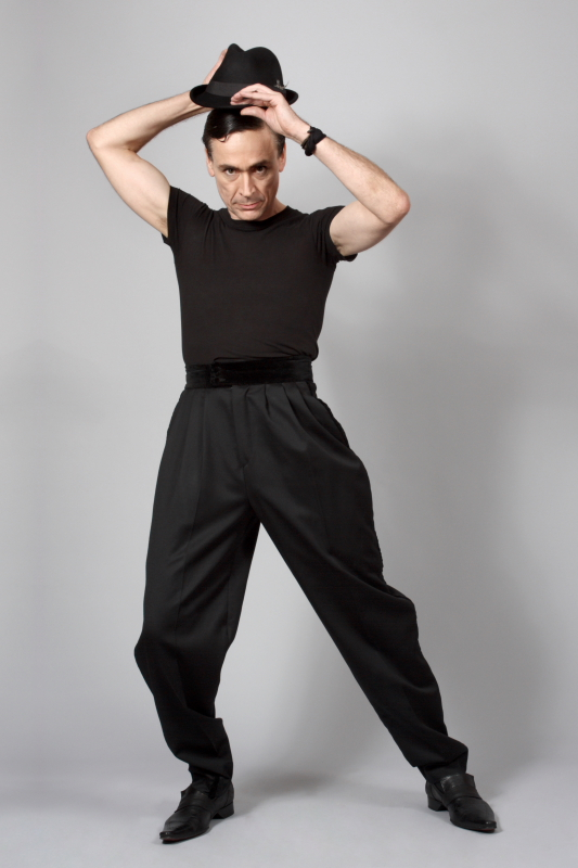 Tango outfits for Men…custom made