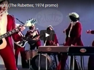 The Rubettes – wearing Malcolm Hall, 1974