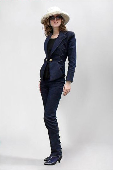 NICO Denim Suit