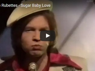 The Rubettes –Drummer wears Malcolm Hall